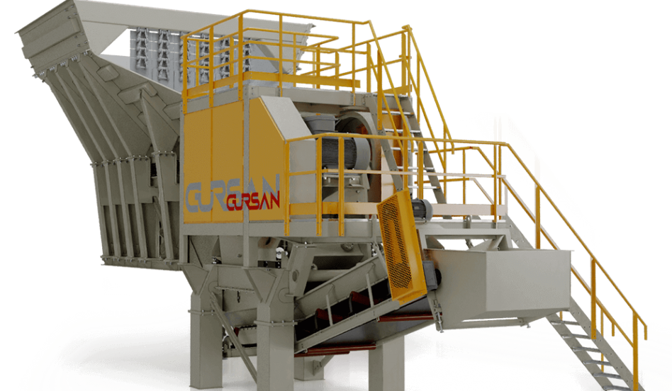 With Jaw Crusher